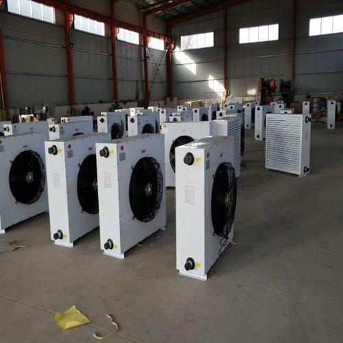 专业无缝钢管铝翅片暖风机标准 万冠空调
