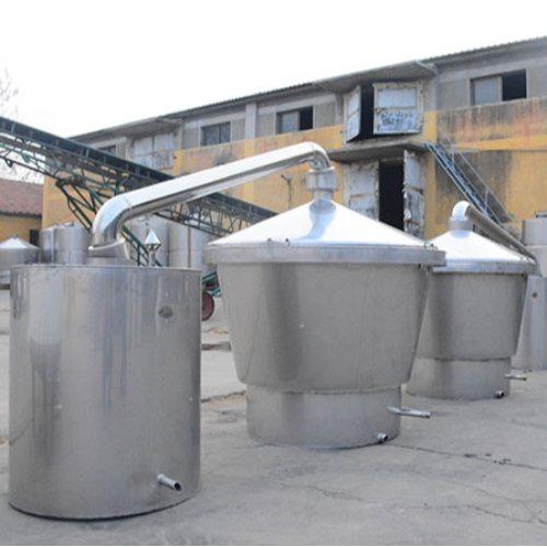 小型不锈钢酿酒设备 熟料不锈钢酿酒设备报价 久鼎
