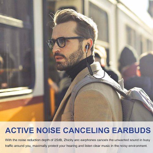 功能主动降噪运动时耳机 功夫龙