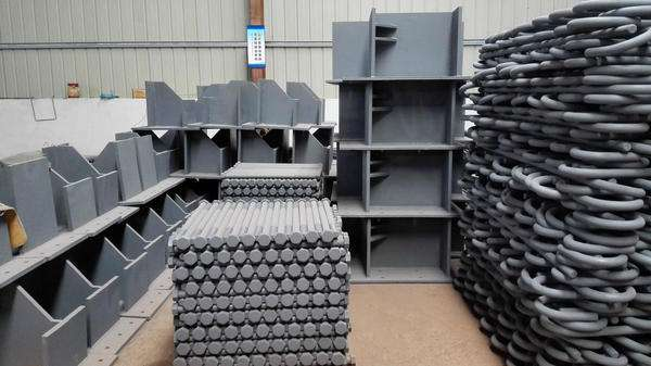 上海热镀锌钢板预埋件批发 沃盛