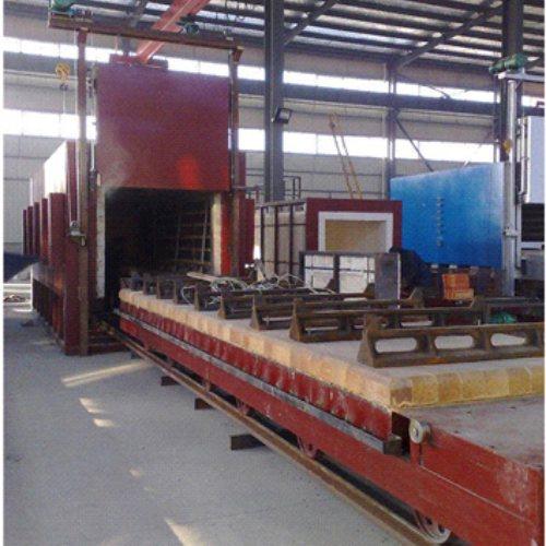 璐广电炉 生产热处理炉台车炉图片 定制热处理炉台车炉报价