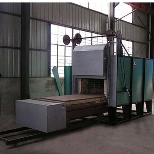 台车式热处理炉品牌 璐广电炉 台车式热处理炉供应商
