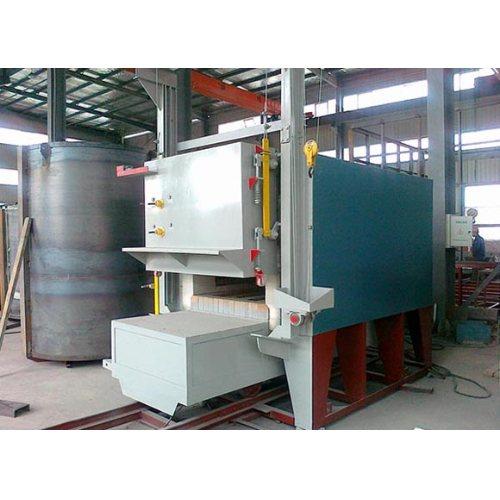 定制台车式热处理炉用途 台车式热处理炉作用 璐广电炉