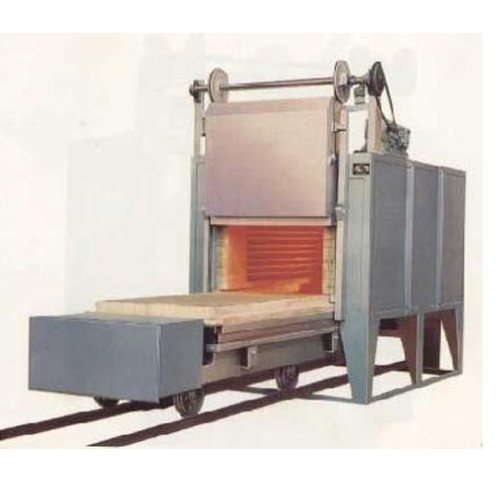 燃气式台车炉图片 生产燃气式台车炉图片 璐广电炉