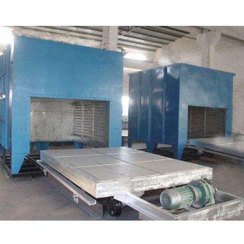 生产台车电炉图片 璐广电炉 定制台车电炉品牌 定制台车电炉报价