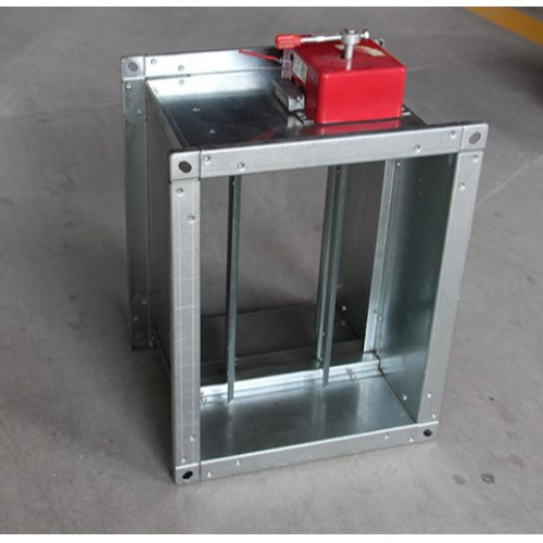 碳钢排烟防火阀尺寸 广品 碳钢排烟防火阀安装