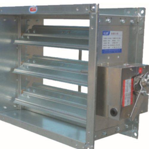 碳钢排烟防火阀哪家好 镀锌板排烟防火阀 广品