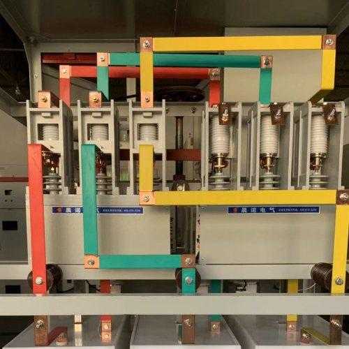 水阻柜 液体水阻柜 水阻软起动柜接线图
