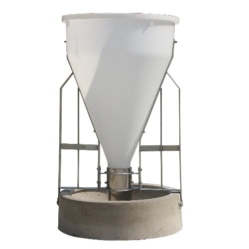 彩鹏 大三孔干湿自动下料器多少钱一个