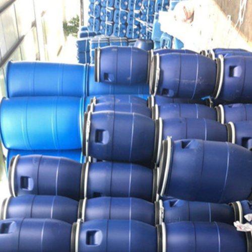 高价乳胶桶回收站 大量乳胶桶回收工厂 标日昇 乳胶桶回收站