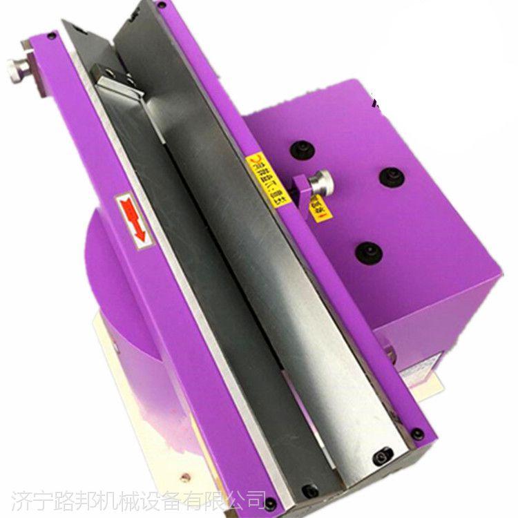 路邦机械GD-300高效率倒角机台式铡铣倒角机