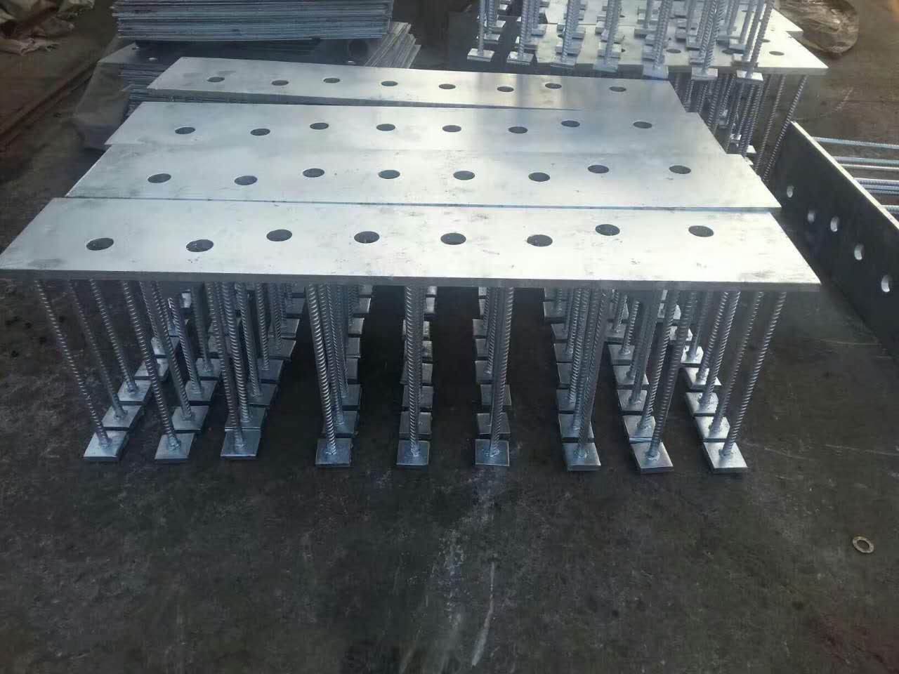 长沙热镀锌钢板预埋件价格 沃盛
