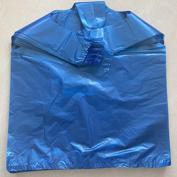 世起塑料 环保背心袋生产厂 批发背心袋价位 外卖打包背心袋制作