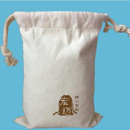 同舟包装 双层束口袋设计 帆布束口袋定制 济南束口袋定制