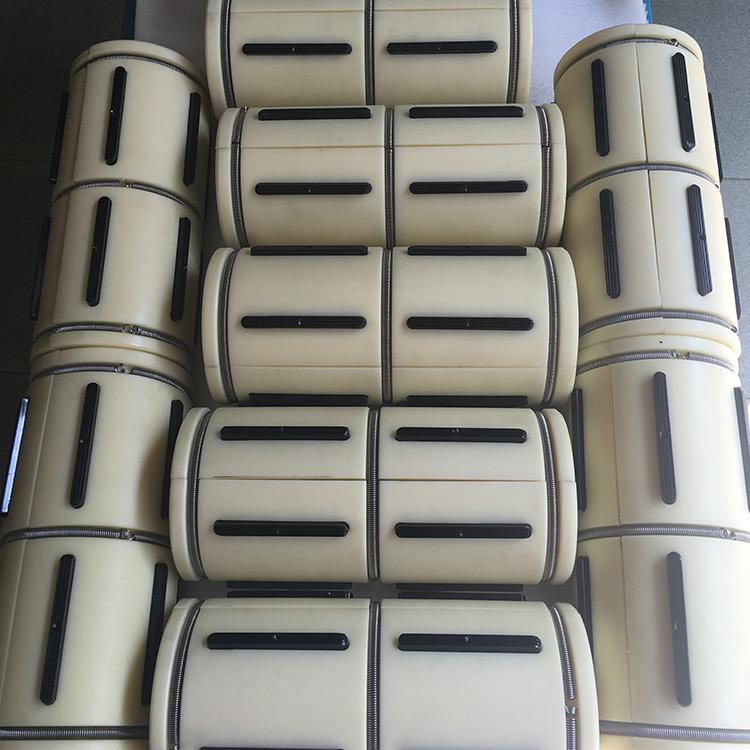 大量长期供应气胀套夹 铝合金胀套夹 凸键式胀套夹