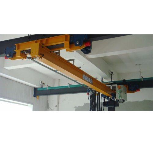 电动单梁悬挂桥式起重机 电动单梁悬挂桥式起重机市场价 鲁新