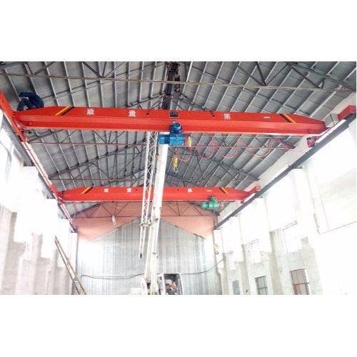 鲁新 LD型电动单梁桥式起重机制造商 单梁起重机制造商