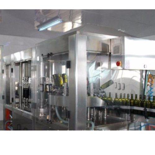 供应葡萄酒灌装机型号 恒鲁机械 供应葡萄酒灌装机用途