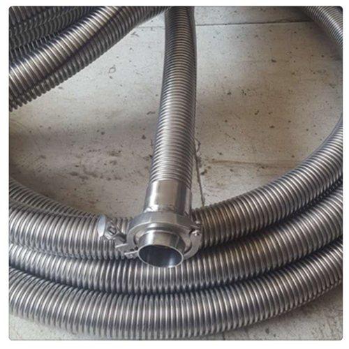 不锈钢金属软管生产厂家 宇星 耐酸碱不锈钢金属软管价格
