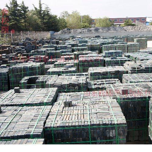 鲁松丽 耐老化衬板铸石材质 煤矿供热厂衬板铸石材质
