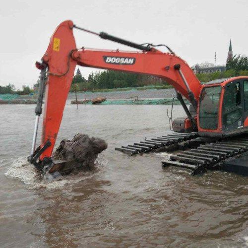 鹤峰哪里有沼泽地挖掘机出租