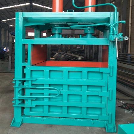 120吨立式液压打包机 160吨金属打包机 半自动废品塑料编织袋打捆机
