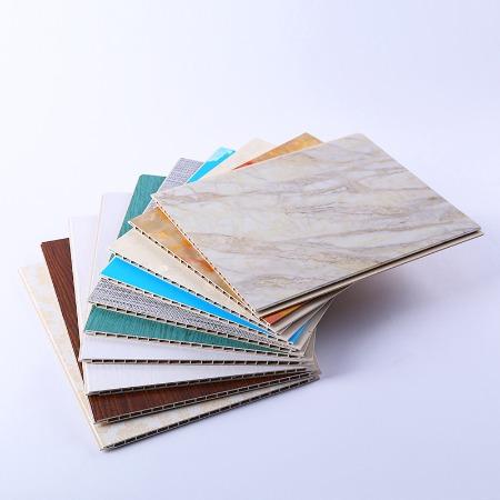 竹院居 集成墙板 厂家批发500竹木纤维集成墙板