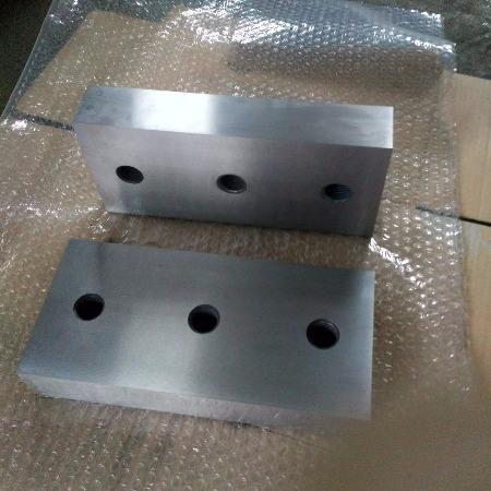 宏尔机械切断机刀片H13标准件刀片40MM切刀样品机用刀片二级品打包批发