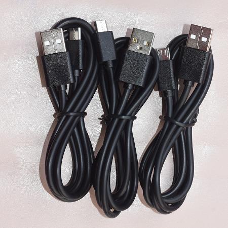 usb数据线 安卓数据线 1米黑色安卓数据线 环保安卓数据线
