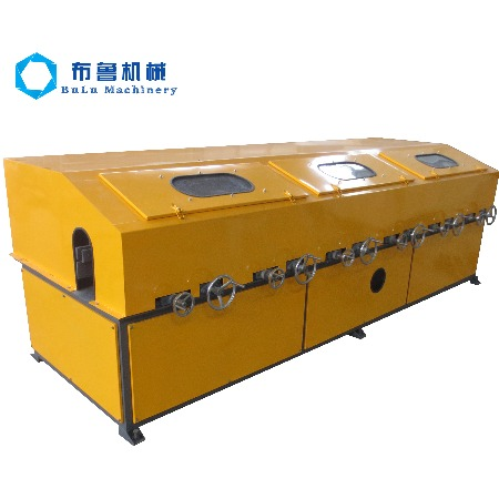 布鲁机械 钢管外圆抛光机  水抛抛光机各种异型定制抛光机