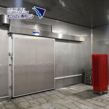 上海恒飞冷库工程  水果蔬菜冷库 鲜肉保鲜冷库 冷藏冰库全套制冷设备安装