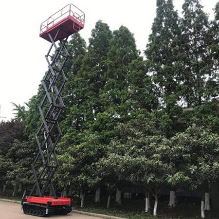 山行高空作业车生产厂家  高空作业车出租厂家  长期供应
