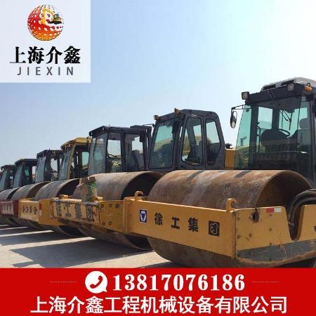 二手压路机价格 二手压路双驱双振小型压路机  Jiexin/介鑫 安全可靠