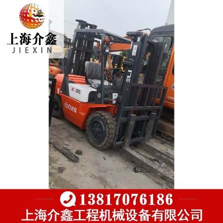 上海厂家大量品质二手叉车 价格优 质量保障 价格面议 Jiexin/介鑫厂家直销