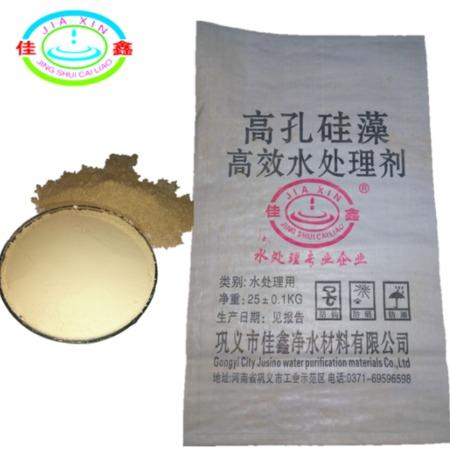 高精硅藻土    高效絮凝、除磷出去COD
