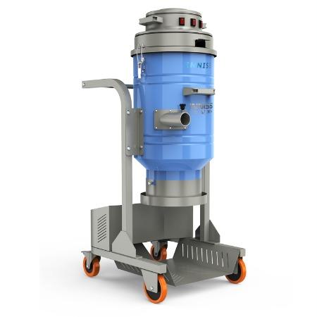 工业吸尘器A3B装袋工业吸尘器厂家大功率英尼斯工业吸尘器厂家直销