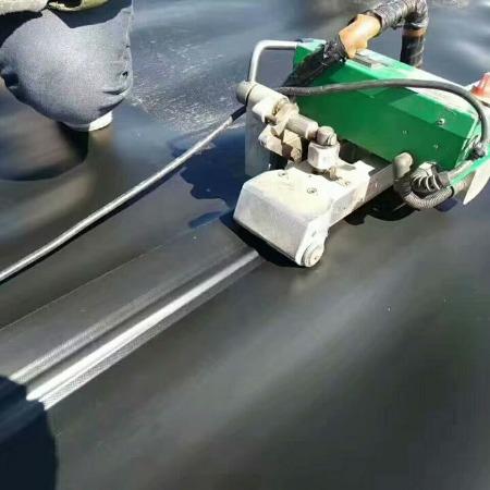 厂家直销砌石坝防渗用防水板1.0mm丨土工膜