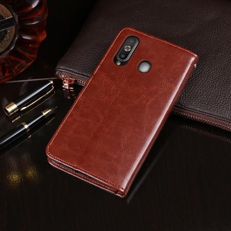 Samsung Galaxy M40多功能手机壳手机皮套 三星A60热销经典款翻盖手机套手机保护套