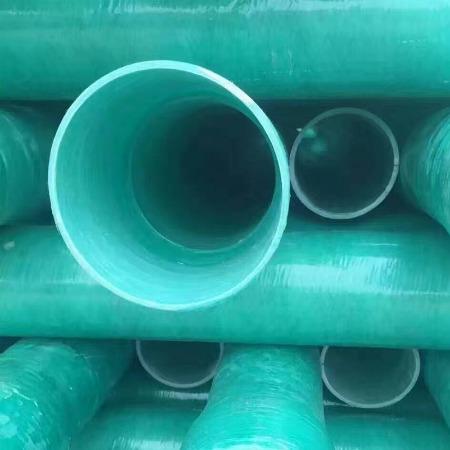 秦皇岛电力穿线玻璃钢管厂家河北轩驰公司常年全国供应夹砂管工艺管复合管