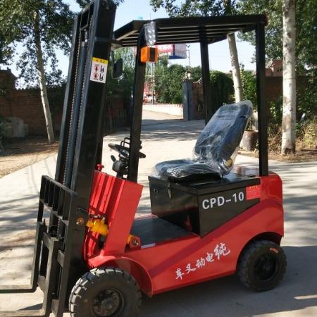 直销电动叉车四轮座驾电动叉车 小型装卸1.5-3吨电动高升四轮车