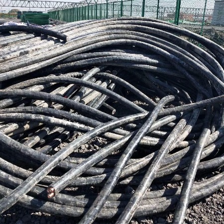 同轴电缆回收 哪里回收旧电缆 光伏电缆回收价格