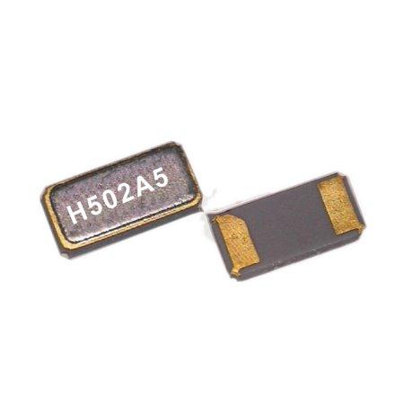 3.2X1.5鸿星贴片晶振32.768KHZ负载电容7P/9P/12.5P精度±10ppm