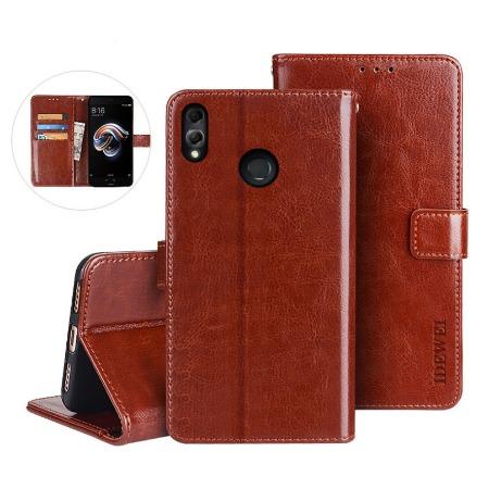华为荣耀8X Max手机皮套手机壳 Honor 8X Max热销手机套翻盖支架钱包手机保护套防摔
