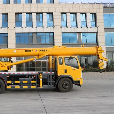陕汽16吨吊车价格表 16吨吊车配置参数 吊车配件