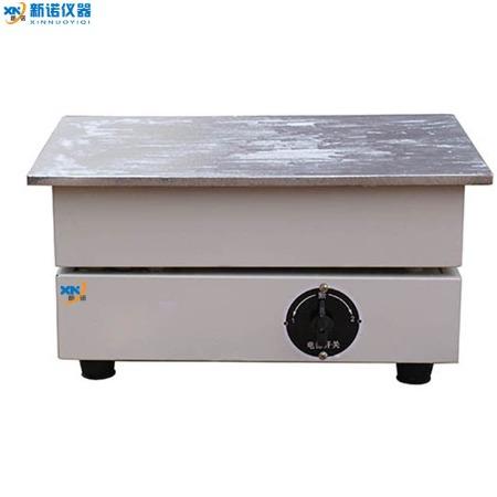 新诺仪器 SB-3.6-4型电热板  铸铁电热板 420℃ 实验室电热板