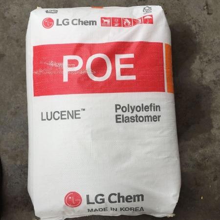 耐高温POE LG化学 LC175 流延膜专用料  抗紫外线POE