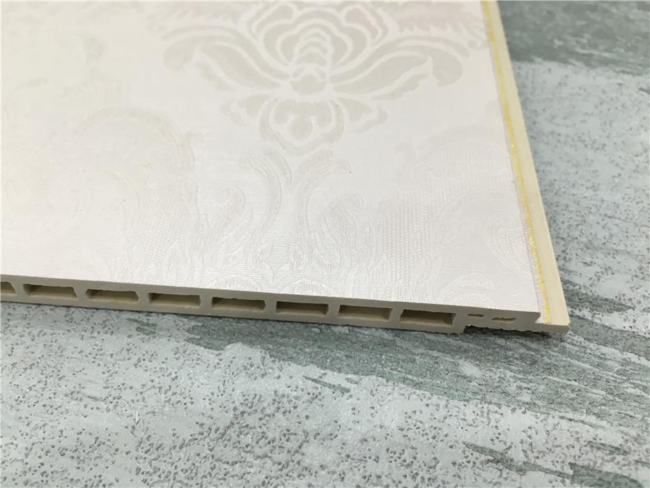 厂家批发_竹木纤维板_600*9mm集成墙板_量大优惠防火防潮寿命长