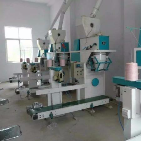 兴达面粉机DCS系列定量包装称生产厂家,精度高、误差小,质优价廉【