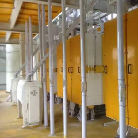 兴达面粉机日加工100T-面粉加工设备生产厂家,工艺先进,质优价廉【