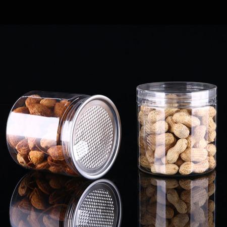 江苏星冠包装-坚果塑料瓶-南京塑料包装厂家